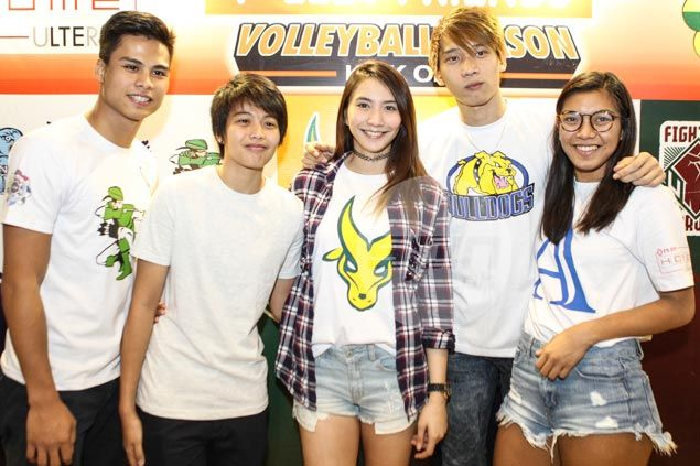 Anticipation for UAAP season hits fever pitch after VOLLEY FRIENDS Volleyball Season Kick-Off