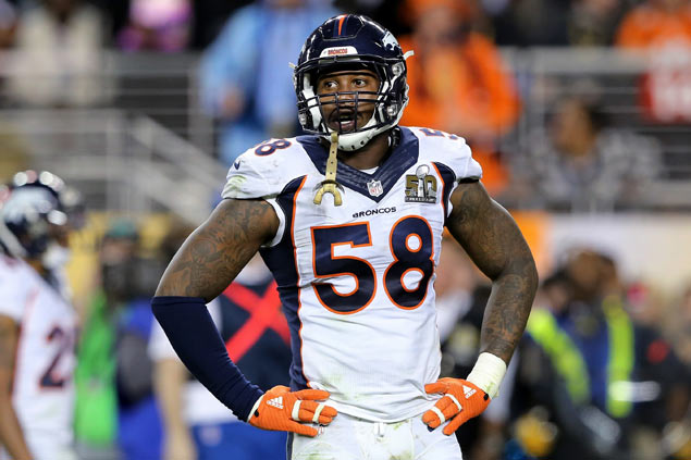 Broncos offer record-setting $70M guaranteed to Super Bowl hero Von Miller, says source