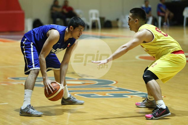 Von Pessumal ready to shoot the lights out for 'most committed' Gilas cadets side