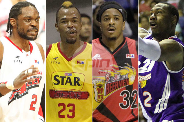 PBA teams going for tried and tested imports due to short Governors Cup format