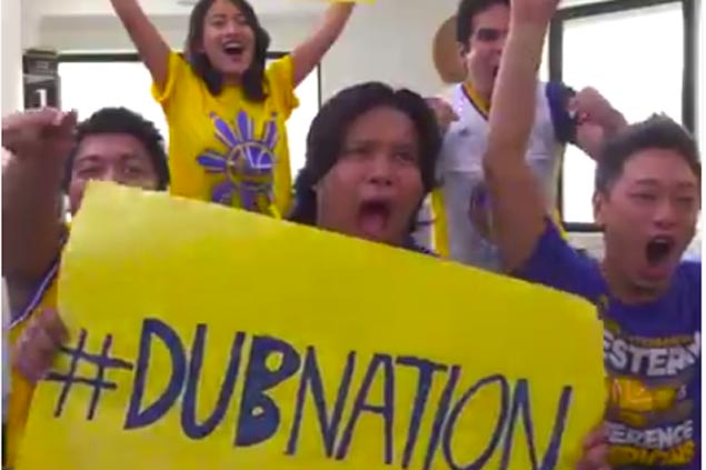 Golden State Warriors pay tribute to Filipino fans with #WarriorsGround campaign video