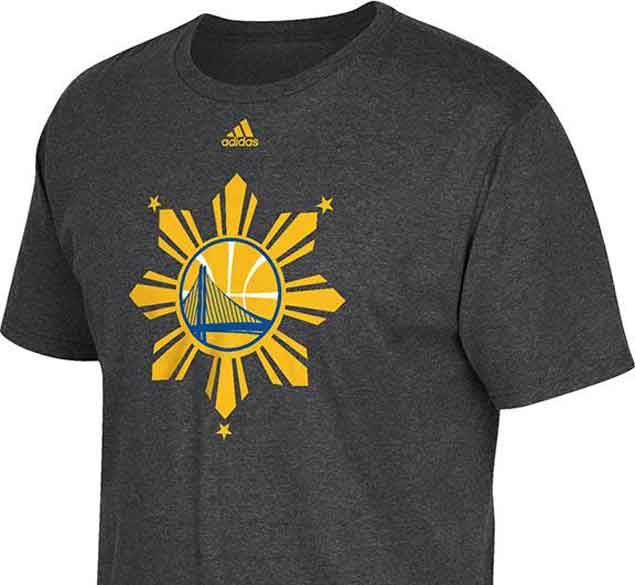Golden State Warriors to wear Filipino Heritage Night shooting shirts for game vs Nets