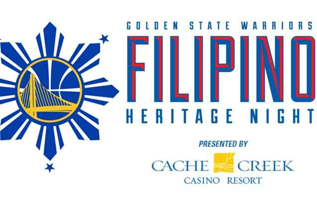 Golden State Warriors to hold Filipino Heritage Night in game against Brooklyn Nets