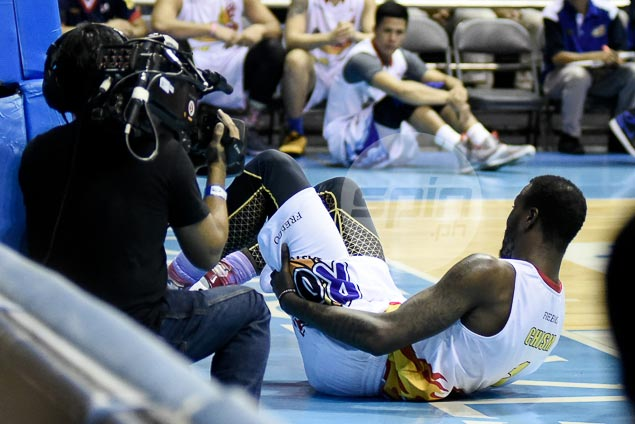 ROS rushing to find replacement as injury leaves Chism in doubt for Ginebra match