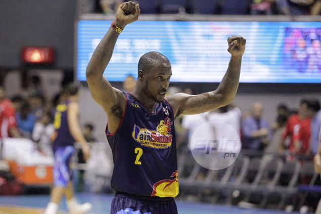 Lean and mean, Wayne Chism proves an asset to Rain or Shine's run-and-gun game