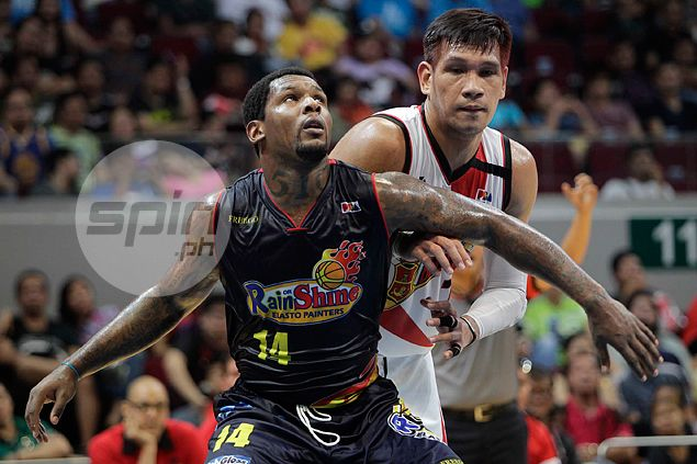 Guiao looking for a more consistent effort from import Wendell McKines after RoS loss to San Miguel