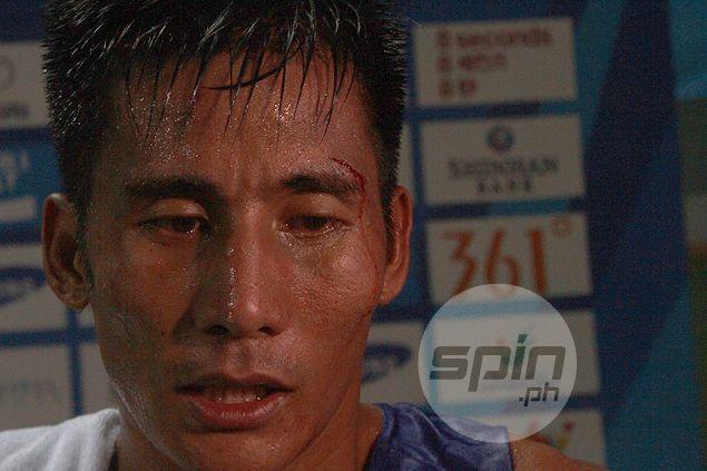 Split decision loss to Jordanian ends PH boxer Wilfredo Lopez quest for Asian Games gold