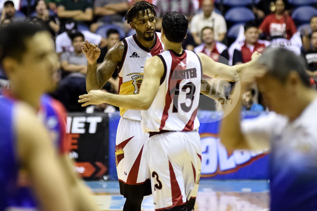 Wilkerson has last laugh in triple-overtime shootout vs Thornton as San Miguel clips NLEX