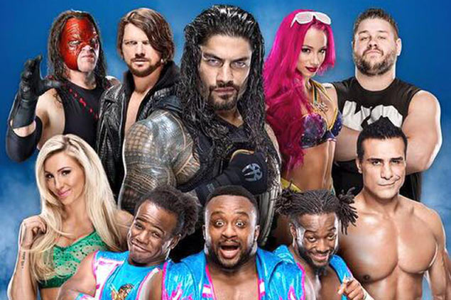 WWE bringing action back to Manila with September 9 show at MOA Arena