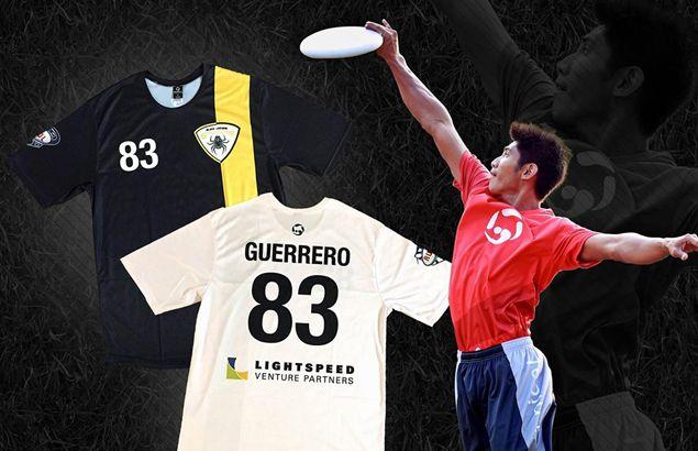 Filipino Xtian Guerrero set to make historic debut in American Ultimate Disc League