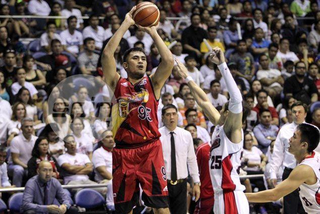 Yancy de Ocampo on taking over SMB starting role: 'Walang makakapalit kay June Mar'