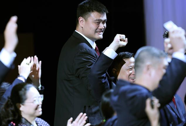Houston Rockets to retire Yao Ming's No. 11