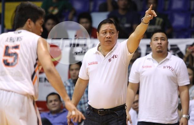 University of Cebu pulls off coaching coup by tapping Yayoy Alcoseba to coach Webmasters