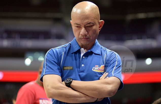 We encourage Alaska full-court press by turning ball over one too many times, rues Guiao