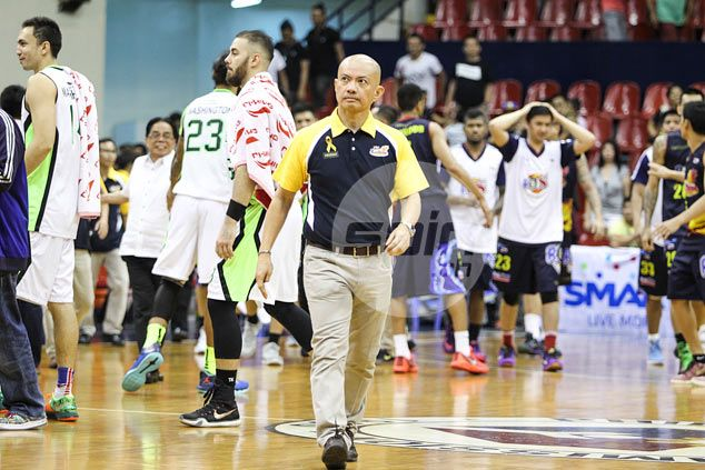 Yeng Guiao admits Globalport tough to defend after getting extra help outside of Romeo-Pringle duo