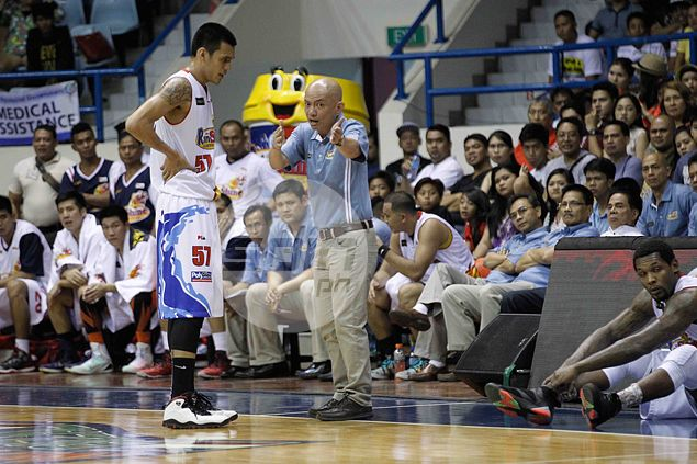 Yeng Guiao says foul should've been called on Alaska in last-gasp Paul Lee drive
