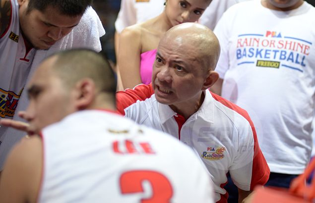 Rain or Shine presses bid for top-two finish, but Guiao wary of 'desperate' San Miguel