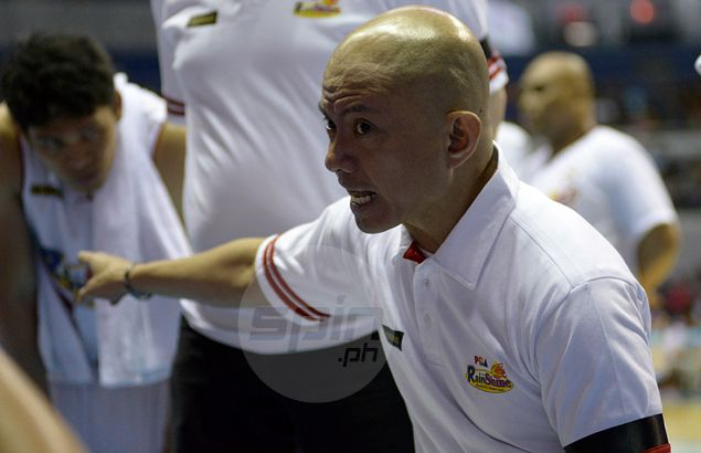Yeng Guiao says 'inconsistent' Rain or Shine can't keep flirting with disaster
