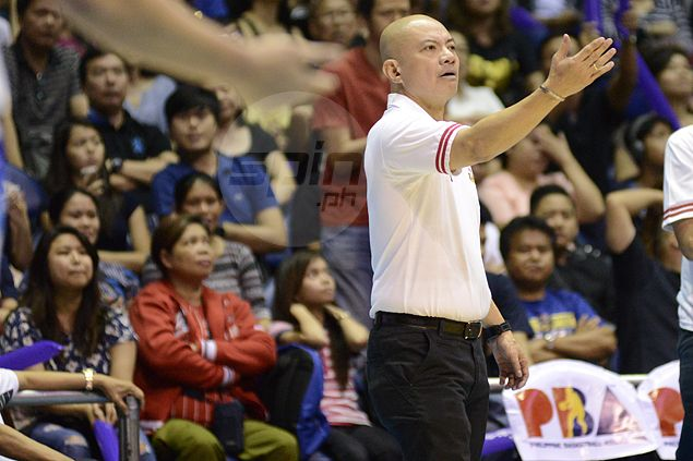 Guiao believes past PBA Finals failures strengthened Rain or Shine's character ahead of Game Seven
