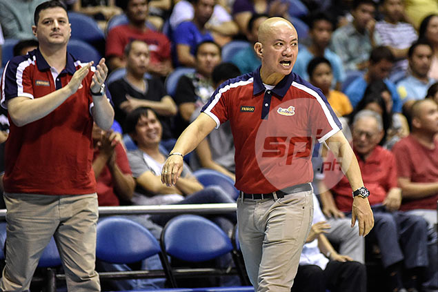 Guiao, Rain or Shine out to salvage campaign in sudden-death match vs Phoenix