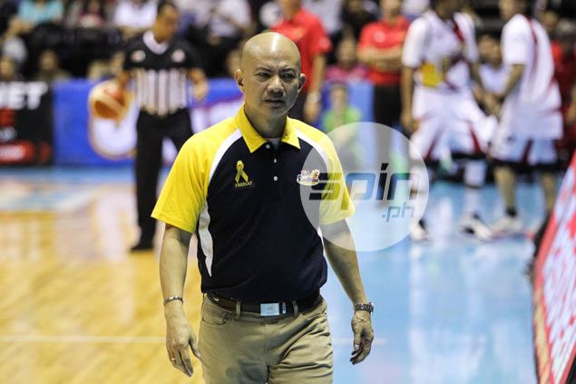 Yeng Guiao gets caught in 'Payday Friday' traffic, arrives late for Game Six of PBA semis