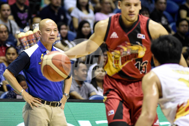 Rain or Shine coach Yeng Guiao set to miss Game Two of semis against SMB