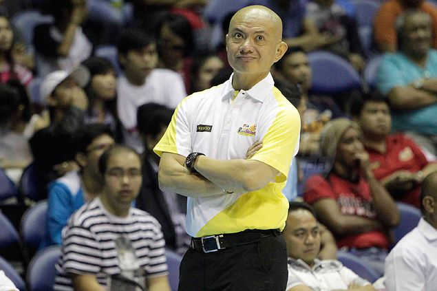 Guiao sure of what's causing Painters' early season wobble: 'Lack of effort, that's the issue'