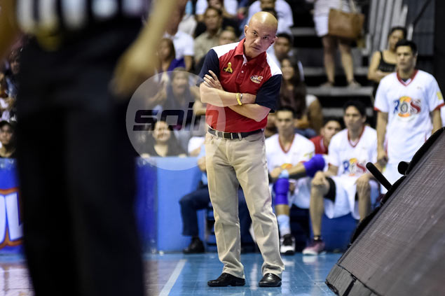 Yeng Guiao expects SMB import Wilkerson to play in Game 3: 'It's a solvable problem'