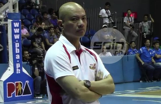 Yeng Guiao exercising maximum tolerance as Paul Lee still 'out of reach, out of touch'