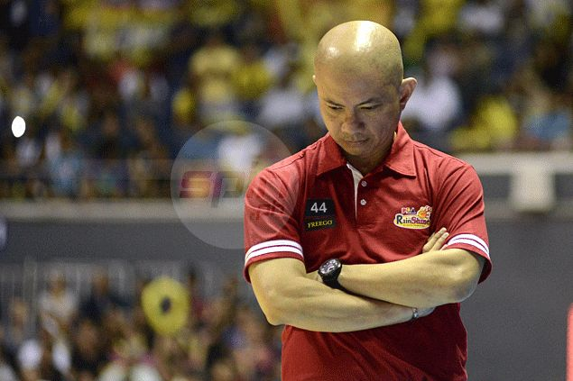 Yeng Guiao welcomes posssible Gilas call-up for Raymond Almazan, but cites downside for RoS