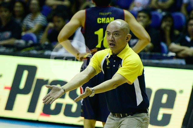Yeng Guiao on first technical foul of season: 'Ganyan talaga ako. Parang si Duterte'