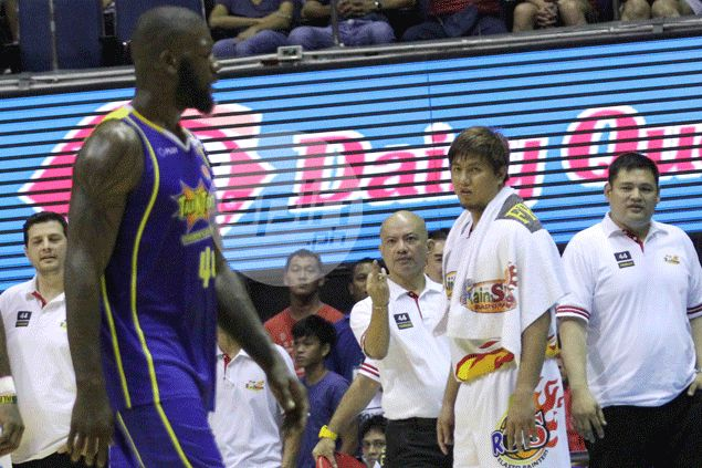 Yeng Guiao steps up attack on Ivan Johnson, calls import 'mentally unstable' and a 'menace'