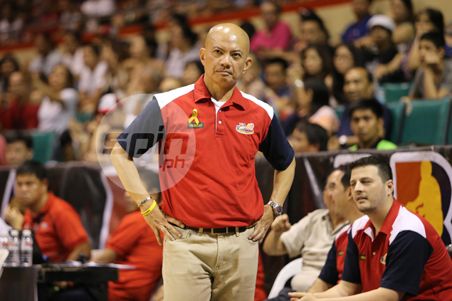Guiao says Uytengsu proposal can lift 'suspicion' over MVP group's intention after Gilas cadets revival