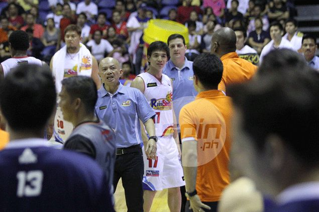 Streaking Rain or Shine frustrates Meralco to earn Top Four place in PBA playoffs