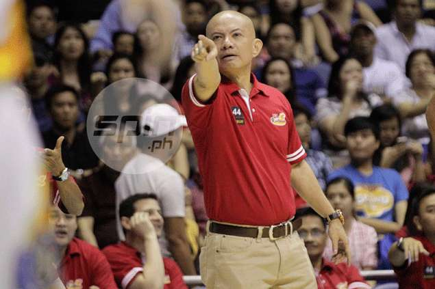 Fuming Yeng Guiao hits out at referee Rey Yante, calls him a 'barefaced liar'