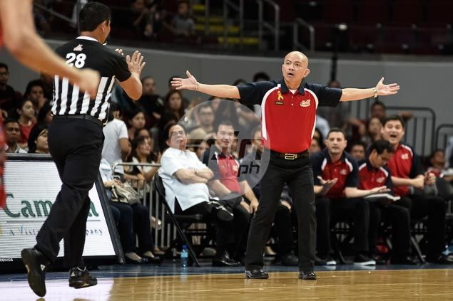 Playoff grind sharpened Rain or Shine game for SMB series, says Yeng Guiao