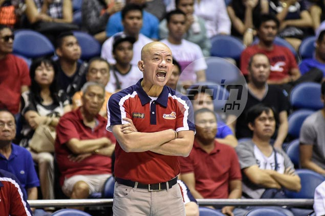 Yeng Guiao explains why he adamantly refused to call a timeout late in RoS loss