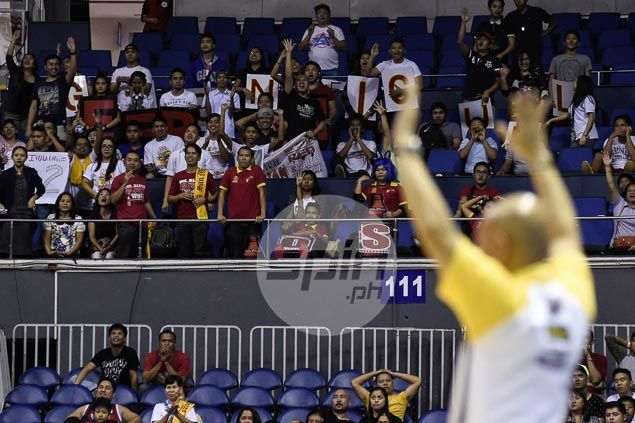 Yeng Guiao hopes Rain or Shine won't get hand signals crossed in Game Five