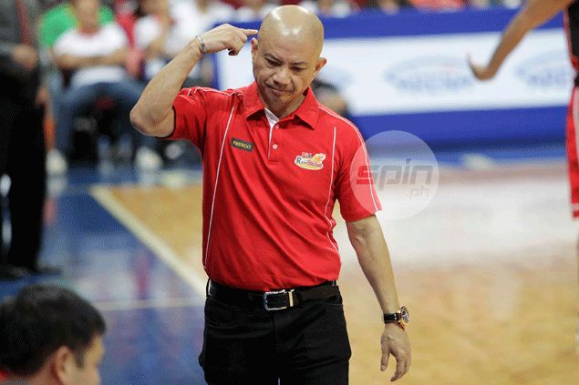 Is there a chance that Yeng Guiao will move to Ginebra? Fiery coach responds