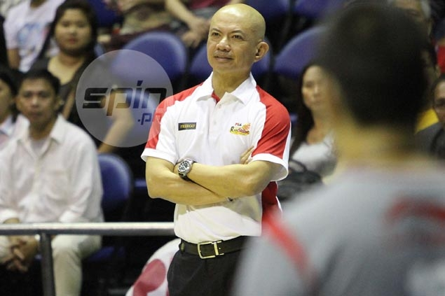 Yeng Guiao open to possibility of trading one of two Rain or Shine first-round draft picks to Kia