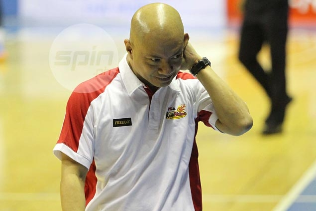 Nothing to get excited about as Rain or Shine coach Yeng Guiao scans draft pool