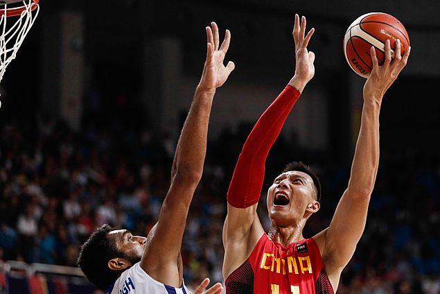 China dumps India, sets up marquee Fiba Asia semis showdown with Iran