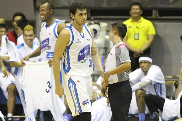 San Mig sub Yousef Taha looking to make most of opportunities while Pingris sits out