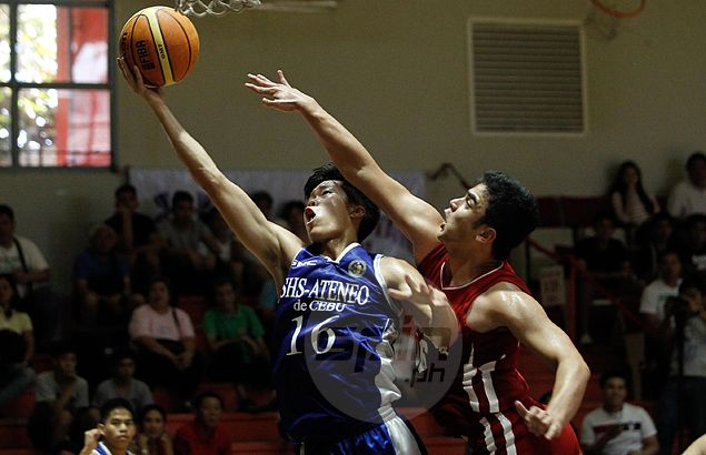 Ateneo de Cebu standout Zachary Huang sees himself a perfect fit for UST Tigers